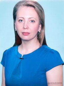 Заместитель директора по воспитательной работе ПЕТРЕНКО АННА АЛЕКСАНДРОВНА